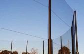 Baseball Barrier Netting 2