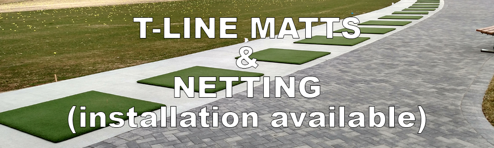 Cleary Lake Installation T-Line Matts
